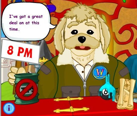 Unofficial webkinz hints tips information recipes have you ever wondered what the back of the curio shop looks like due to a bug around october 1 2008 we were able to see the entire shop with no arte forumfinder Choice Image